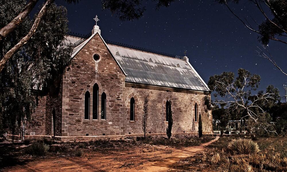 Hawker Catholic Church by pablosvista2