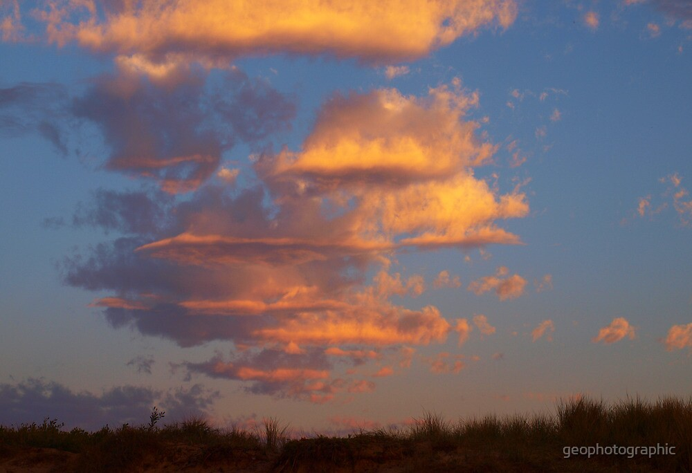 Clouds by geophotographic