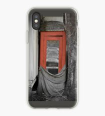 The Telephone Has Landed! iPhone Case