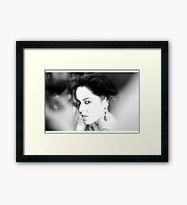 Bérénice Framed Print