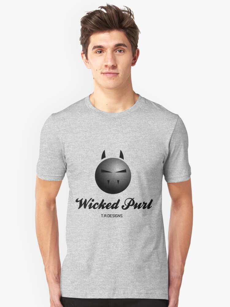 Ruben is Wicked! Unisex T-Shirt Front