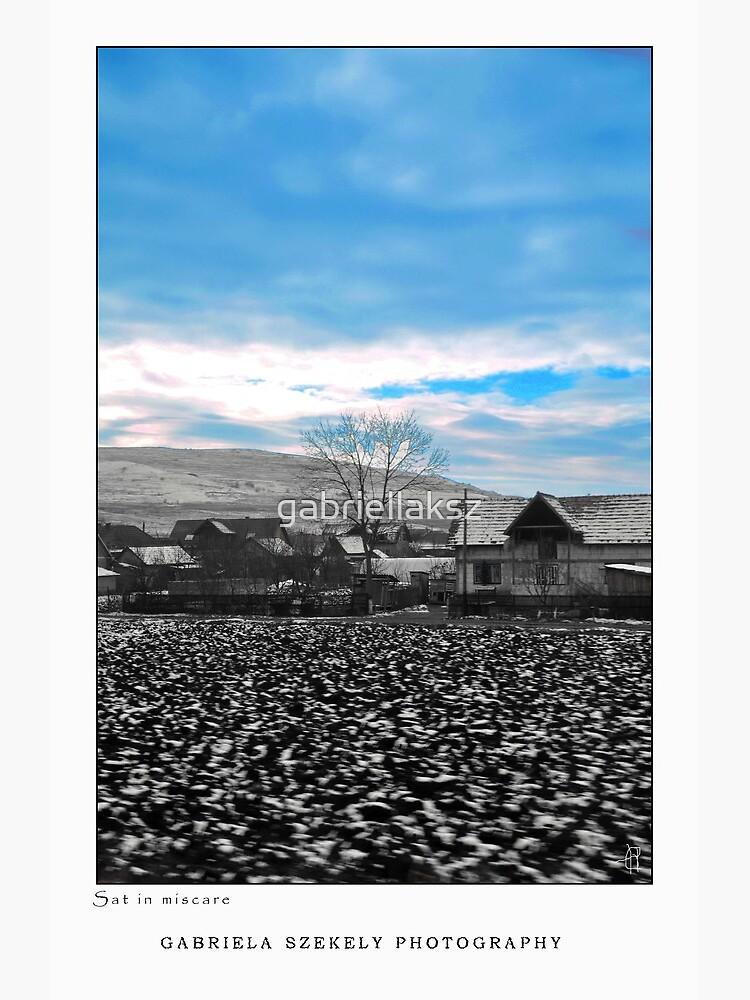 Village in motion by gabriellaksz