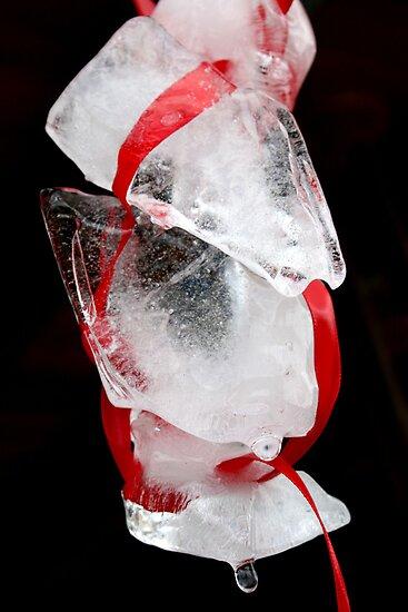 Ribbons & Ice von Bami