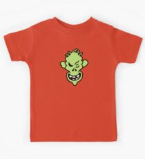 Naughty Halloween Zombie Kids Clothes