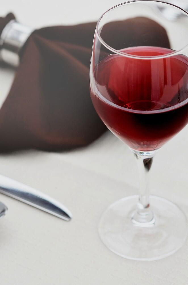 red red wine by lindalinda