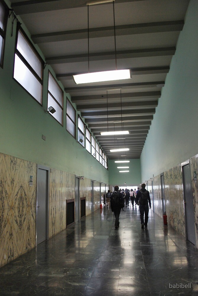 Palazzo dei Congressi by babibell