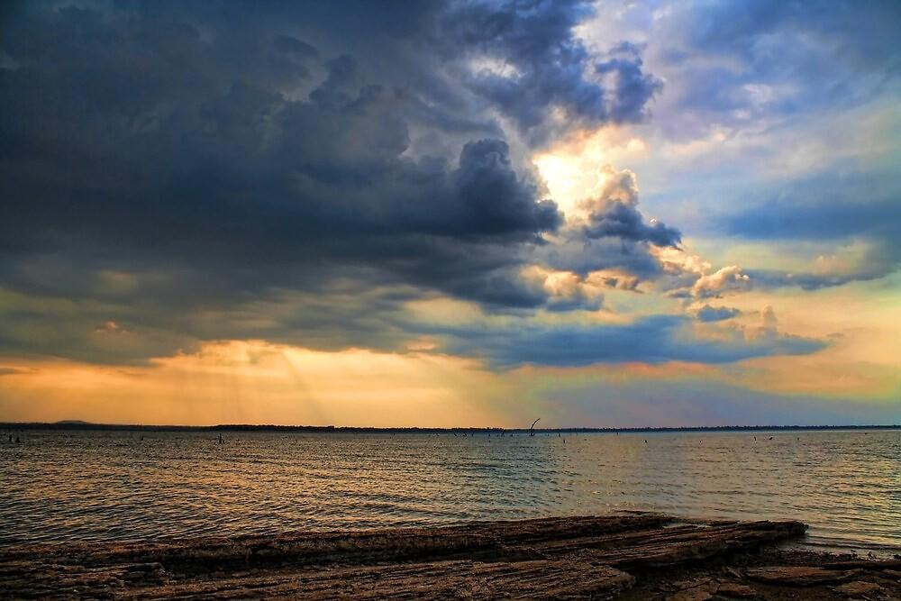 A Fine Summer Night by Carolyn  Fletcher
