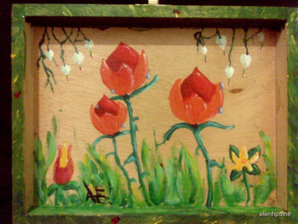 Flowers by elenhpaine
