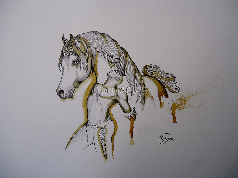 Centaure by J-M MACIAS