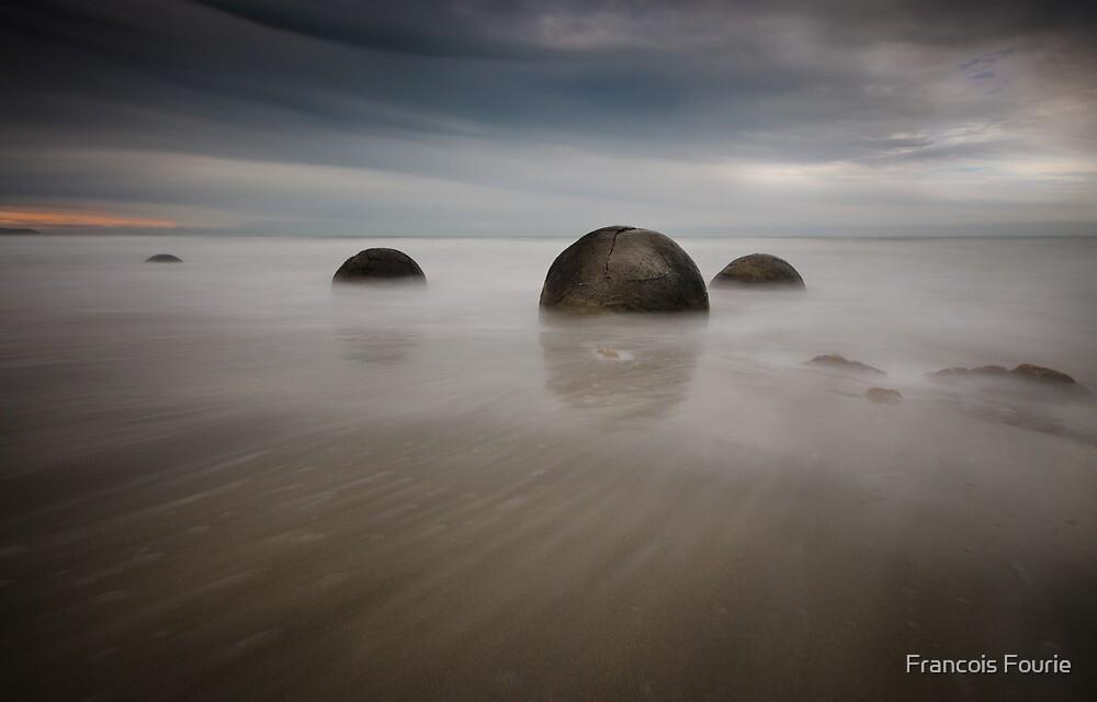 Mouraki Boulders by Francois Fourie