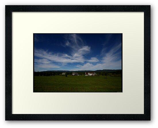 gardiner, ny, 11 sept 2012 by mark drago