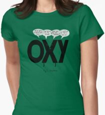 Oxy Moron Women's Fitted T-Shirt
