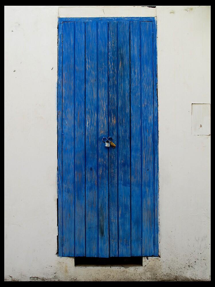 Blue by Franlechuga