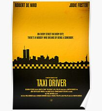 "Movie Poster - ""TAXI DRIVER"" Poster"