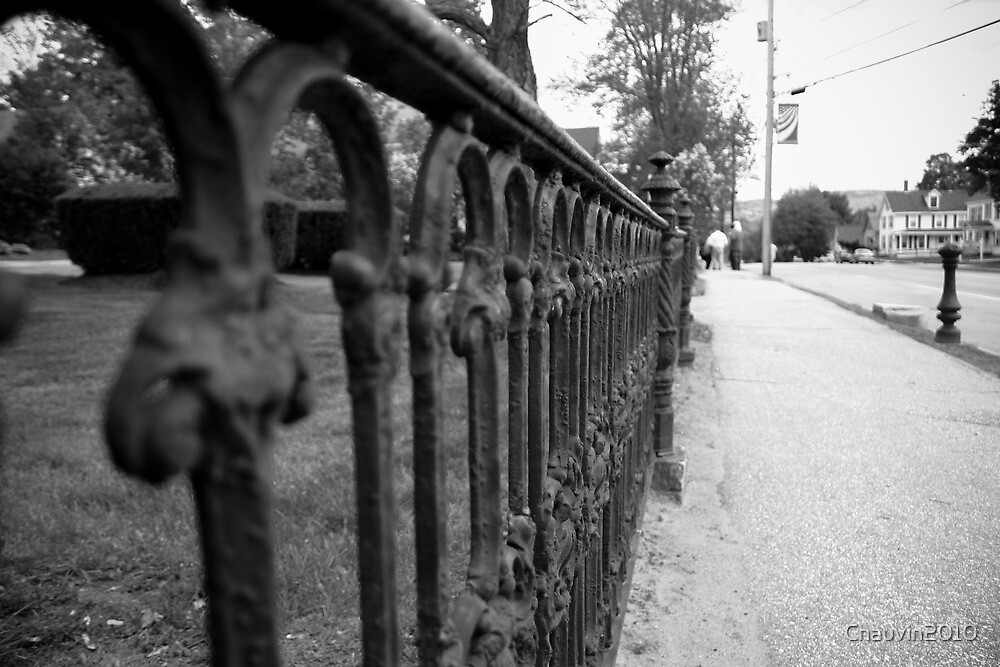 Pittsfield Fence by Chauvin2010