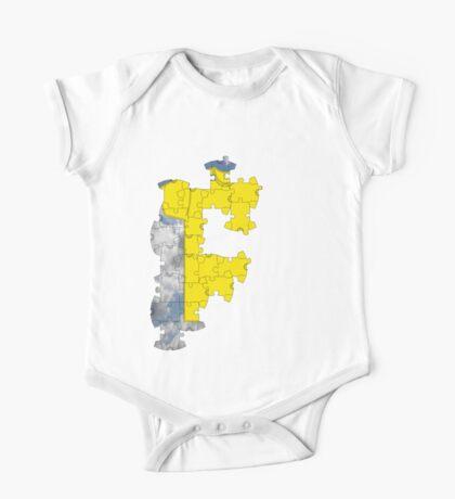 the t-shirt puzzle Kids Clothes