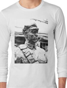 Chinese People's Liberation Army Soldier Long Sleeve T-Shirt