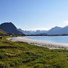 Beautiful Lofoten by Annbjørg  Næss
