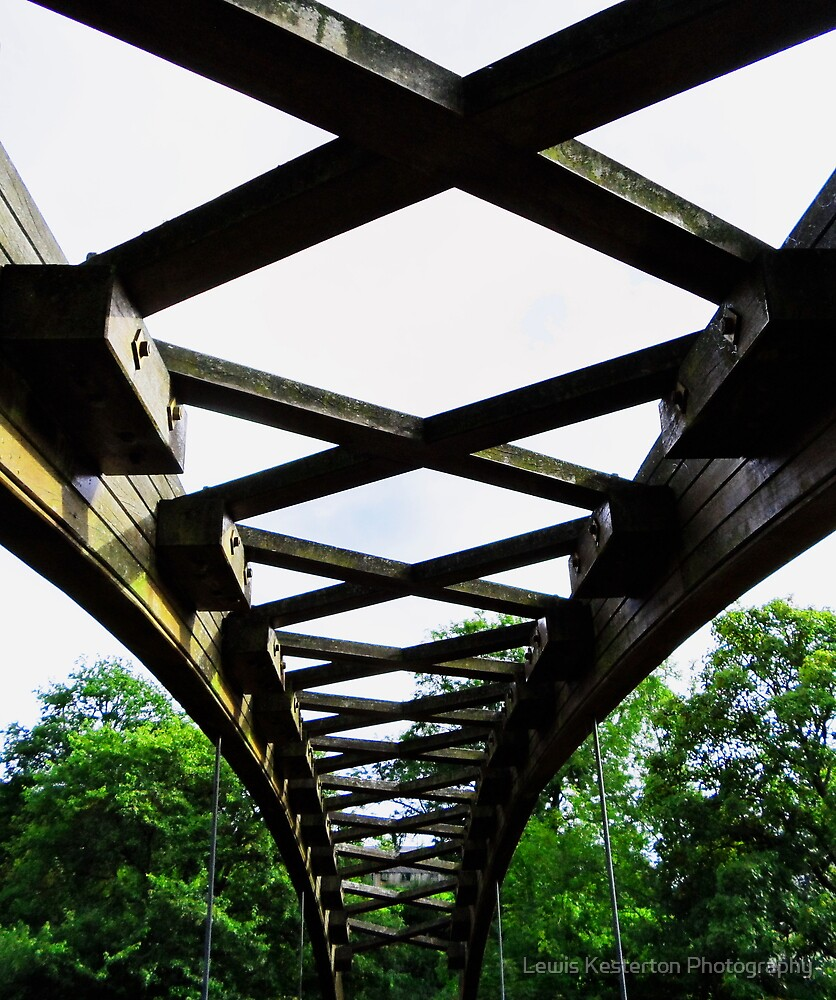 Bridge and Beyond by Lewis Kesterton Photography