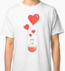 Flask of Hearts Classic T-Shirt