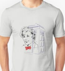 Mad Man in a Box. Unisex T-Shirt