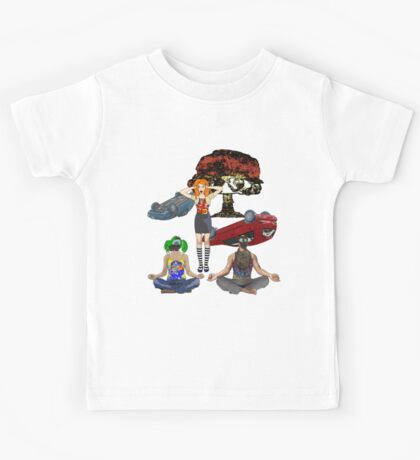 the importance of being zen Kids Clothes