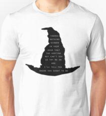 Sorting Hat Unisex T-Shirt