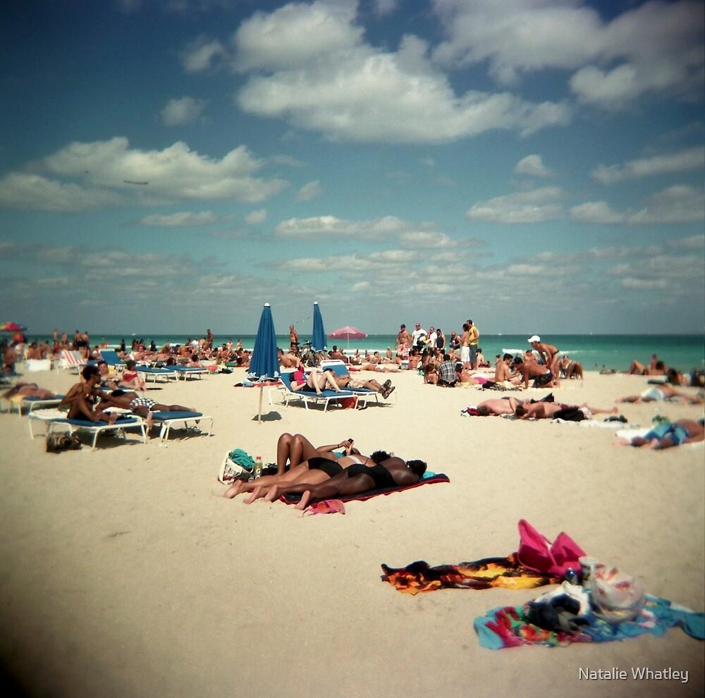 South Beach, Miami by Natalie Whatley