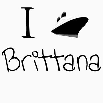 I ship Brittana! by zatanna103