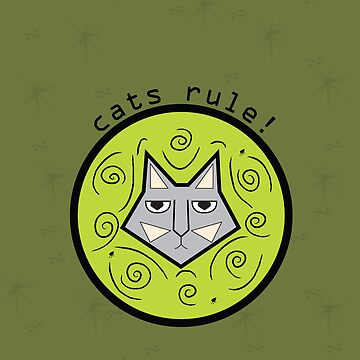 Cats Rule! by Papilio