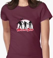 Walking Dead Women's Fitted T-Shirt