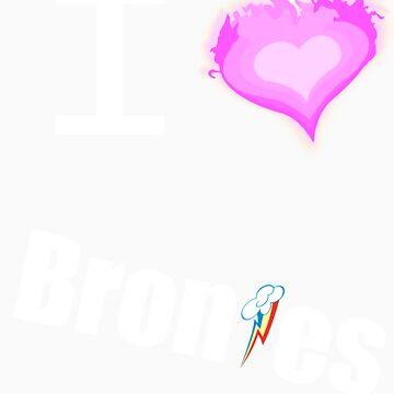 I love Bronies by Knusperklotz