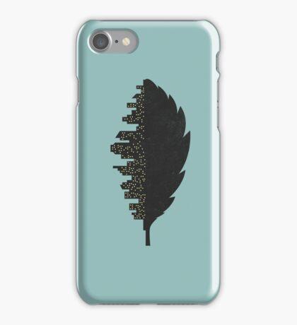 Leaf City iPhone Case/Skin