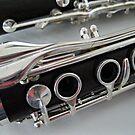 Clarinet Keywork von BlueMoonRose