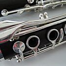 Clarinet Keywork by BlueMoonRose
