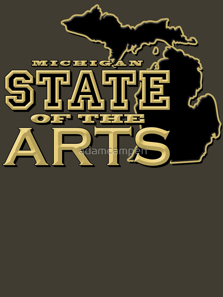 Michigan: State of the Arts by adamcampen