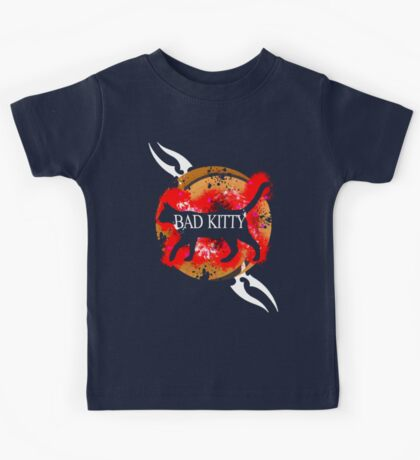 bad kitty Kids Clothes