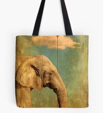 Alone In My World Tote Bag