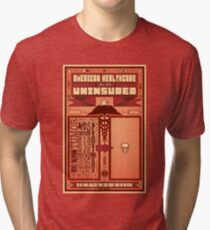 American Healthcare for the Uninsured Tri-blend T-Shirt