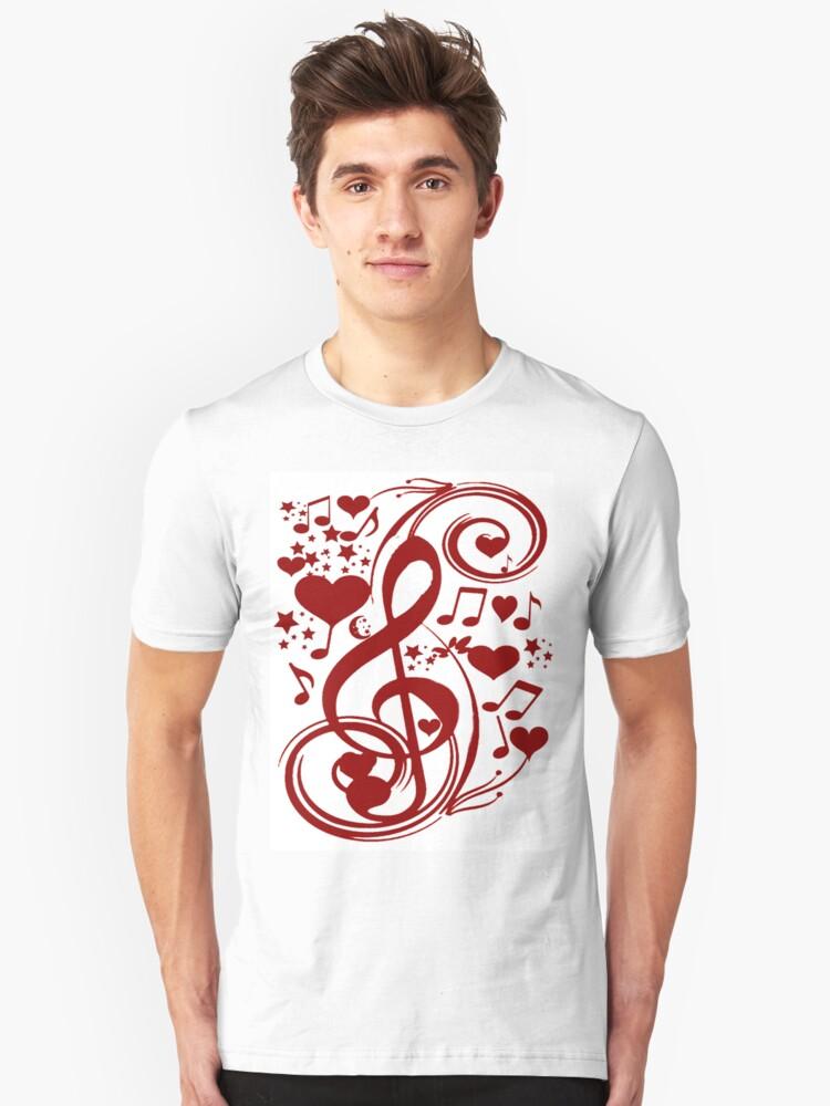 Love & Joy Unisex T-Shirt Front