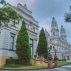 Sydney University US Studies Centre by Michael Matthews