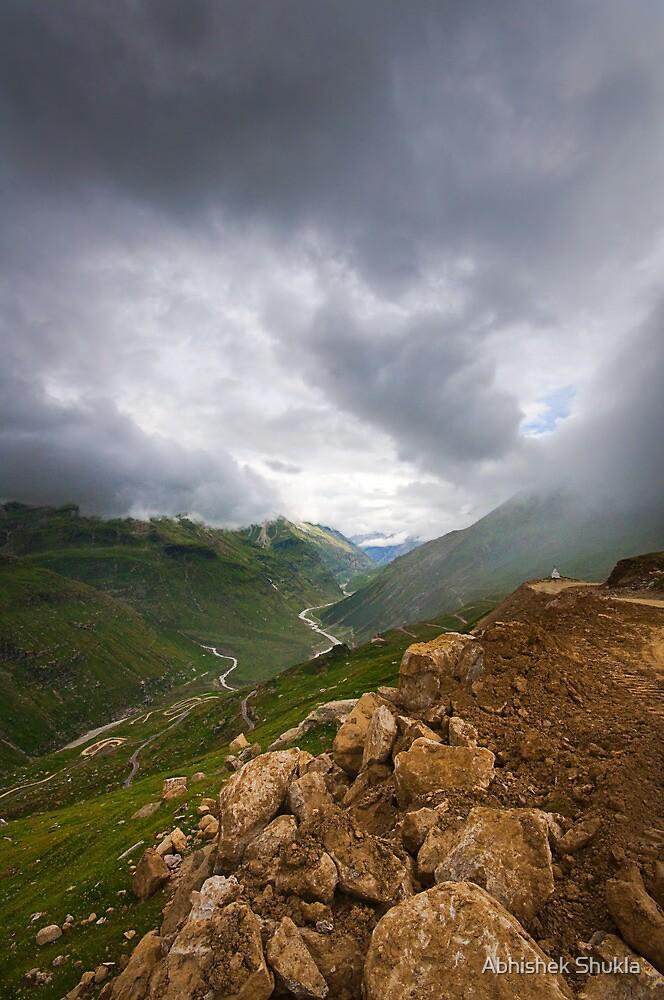 Monsoon in Himachal Pradesh, India by Abhishek Shukla