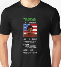 Apollo Creed's Punch-Out!! T-Shirt