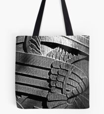 Carved door Tote Bag