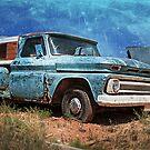 Old Chevy Pickup by Matt Suess