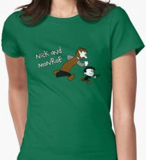 Nick And Monroe Women's Fitted T-Shirt