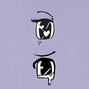 Anime Eyes by hannahison