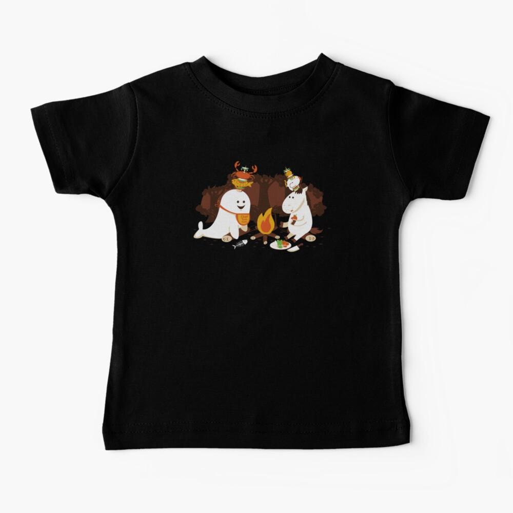 Horn Kabobs Baby T-Shirt
