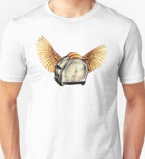 Flying Toasters Unisex T-Shirt