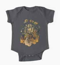 The Robots Come Out At Knight Kids Clothes